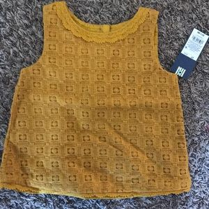 Other - Sleeveless girls top 4T